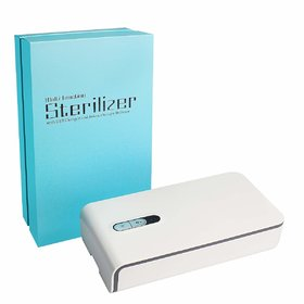 Mobitizer Mobile Sanitizer Portable UV Light Cell Phone Sterilizer Aromatherapy Function with Charging for iPhone Androi