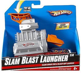 Hot Wheels Slam Blast Launcher T2538