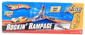 Hot Wheels Trick Tracks Expansion Stunt - Rocking Rampage