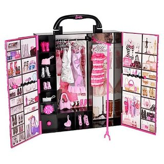 Mattel Barbie Fashionista Ultimate Closet