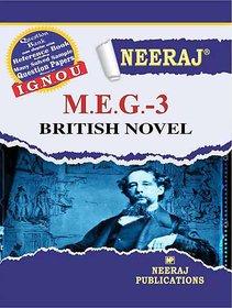 Neeraj MEG-3 (BRITISH NOVEL)