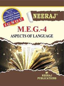Neeraj MEG-4 (ASPECTS OF LANGUAGE)