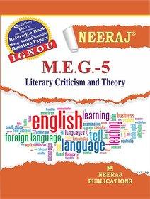 Neeraj MEG-5 (LITERARY CRITICISM AND THEORY)