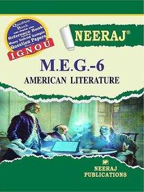Neeraj MEG-6 (AMERICAN LITERATURE)