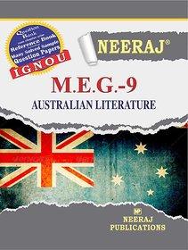 Neeraj MEG-9 (AUSTRALIAN LITERATURE)