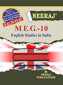 NeerajMEG-10 (ENGLISH STUDIES IN INDIA)