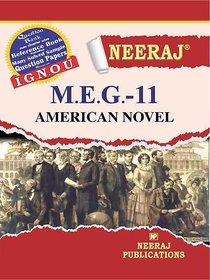 Neeraj MEG-11 (AMERICAN NOVEL)