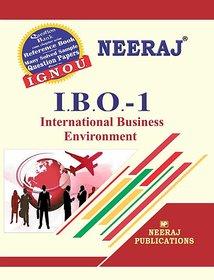 Neeraj IBO-1 (International Business Environment)