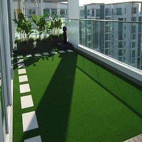 Style UR Home - Artificial Grass For Balcony/ Plastic Turf Carpet Mat/ Grass Carpet/ 25mm /Size 3.25 Ft X 10Ft