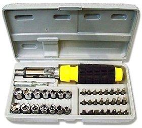Vox Multipurpose Tool Kit Screwdriver Set - 41 in 1 Pcs Tool Kit Screwdriver