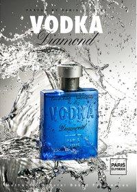 Paris Elysees Vodka Diamond Eau de Toilette for Men 100ml