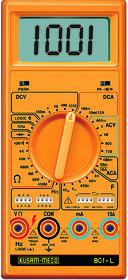 KUSAM-MECO 3 3/4 DIGIT 3999 COUNTS DIGITAL MULTIMETER (11 FUNCTIONS 36 RANGES)