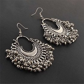 Unique Collection Beautifull Alloy Earring Set