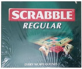 SCRABBLE - WORD MAKING GAME