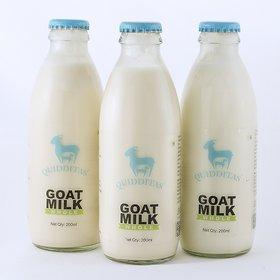 Quidditas Goat Milk - Pack of 3
