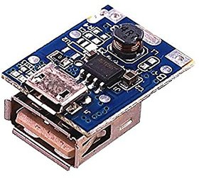 Cam Cart 5V Step-Up Power Module Lithium Battery Charging Board Boost Converter Led Display Usb For Diy Charger