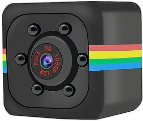 SQ11 HD Camcorder HD Night Vision Mini Camera 1080P Mini DV Camera Spy Camera  (1 Channel)