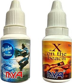 Ce4 Hookah Pen Liquid Pack Of 2 With Zero Nicotine E Juice Flavour Multi-f