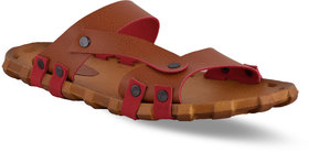 Spain tan fency slipper for mens