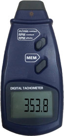 KUSAM-MECO COMBINED/CONTACT/NON-CONTACT TACHOMETER.