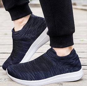 Sukun Blue Socks Sport Shoes