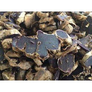 Urancia Farm Fresh Kali Haldi Black Turmeric For Plantation 7Pcs Recent Harvest