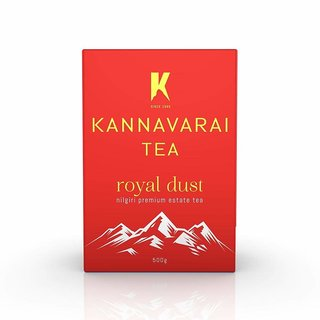 Kannavarai Tea Royal Dust, 500 Grams