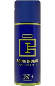 BEING INDIAN PERFUME BODY SPRAY FOR MEN  WOMEN  150ML