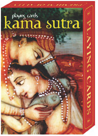 Kamasutra Playing Cards (18+ Adult), Perfect for Gifting to Married Couples