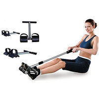 Multipurpose 4 in 1 Ab Tummy Trimmer with Double Steel