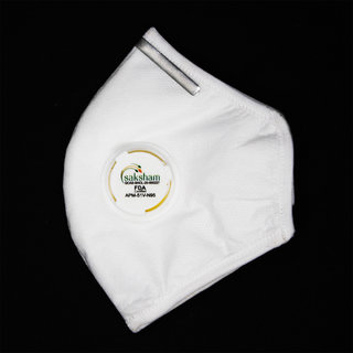 N95 REUSABLE MASK 5 LAYER -   FDA/CE/ISO/GMP Certified - PACK OF 6