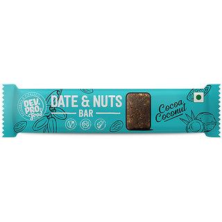 DEV.PRO. Date  Nuts Cocoa Coconut Bars 30 G