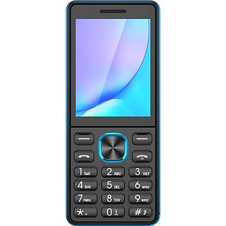 I KALL K18 New 2.4 Inches(6.1cm) Display Dual Sim Feature Phone