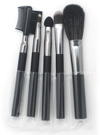 Basicare Cosmetic Brush Set - 5 Piece 1068