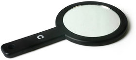 Basicare Make-up  Shaving Mirror with Handle-1089