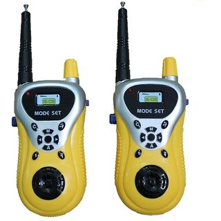 2 Player Walkie Talkie Phone Set Toy by V-Cart Online Services