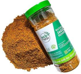 Eco Fresh Natural Jaggery Powder Pack of 4 x 500 GMS (2 Kgs)
