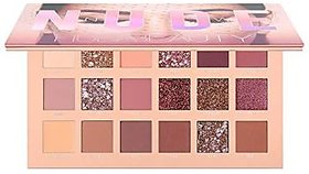 HUDA BEAUTY NUDE Eyeshadow Palette(Multicolor)