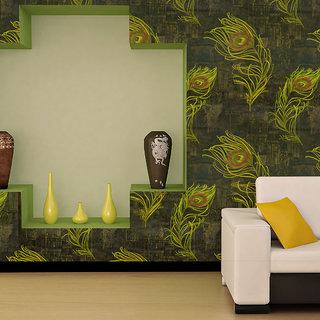 Designs Wallpapers Multicolor (60 cm X 300 cm)