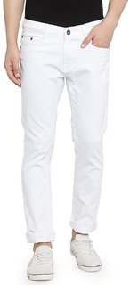 Culture  white jeans for men