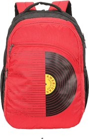 AMERICAN TOURISTER TIMBO+ SCHOOL BAG 02 RED