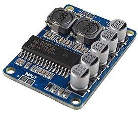 Amptda8932 Digital Power Amplifier Board Module 35W Mono Amplifier Module High-Power Tda8932 Low Power Consumption