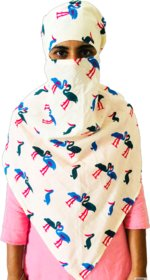 Nayra' Collection Women's Pure Cotton Scarf