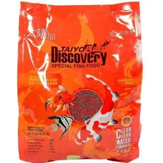 Taiyo Pluss Discovery Special Fish Food 1Kg