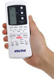 voltas ac-05 split ac remote controller
