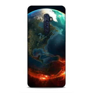 Printed Hard Case/Printed Back Cover for Oppo Reno 2