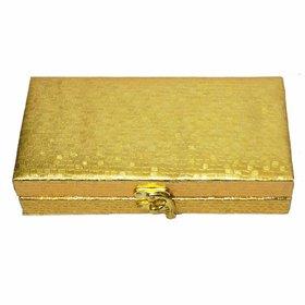 Combo of  5 Pc. Premium Designer Shagun Money Gift Cash Box Wedding, Engagement, Any Occasion Random Color Random Design