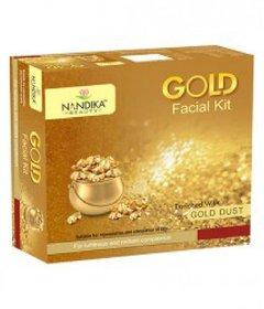 NANDIKA BEAUTY GOLD Facial Kit 350 GM
