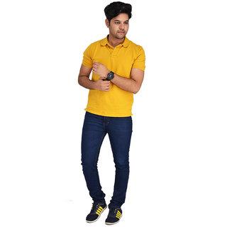 Dawn Men Regular Fit Multicolor Jeans