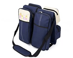 Baby carrier plus bag